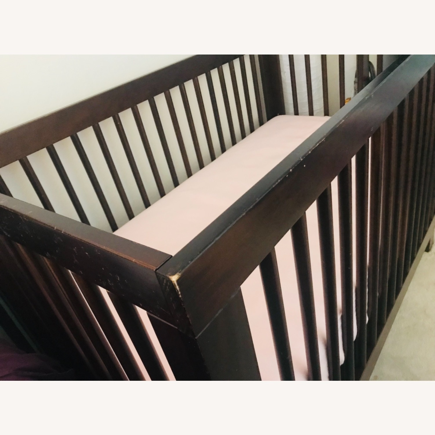 Babyletto Hudson 3-in-1 convertible Crib - image-5