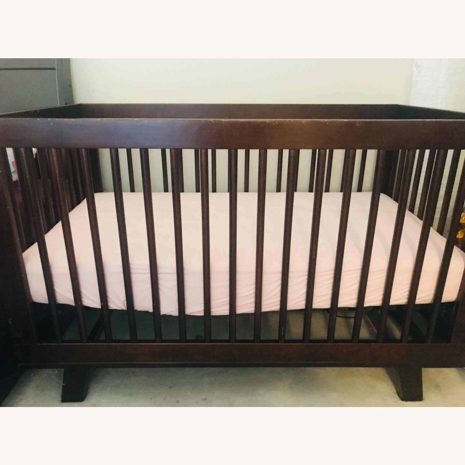 Babyletto Hudson 3-in-1 convertible Crib - image-3