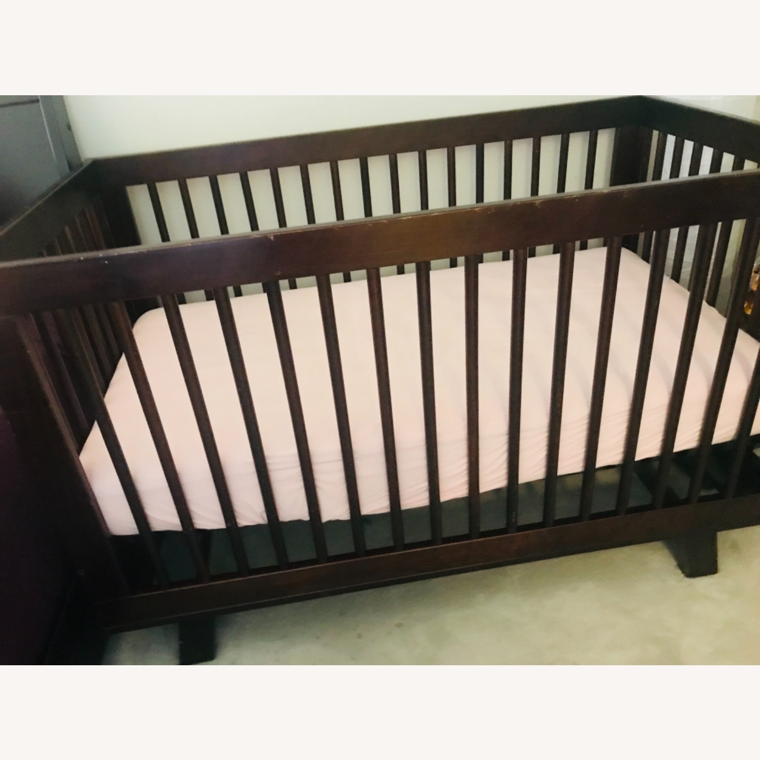 Babyletto Hudson 3-in-1 convertible Crib - image-2