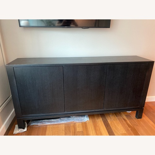 Used Desiron All Wood Credenza for sale on AptDeco