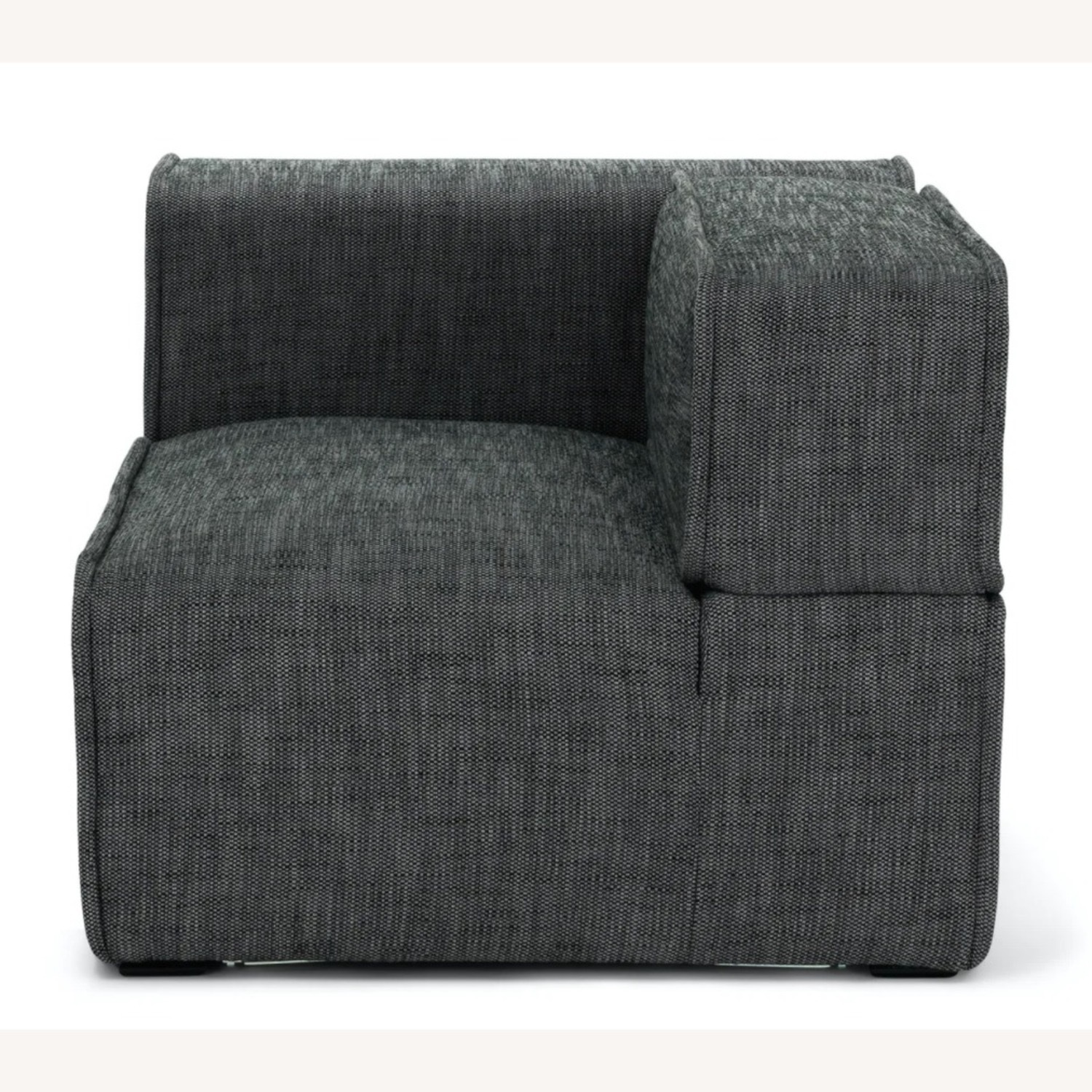 Article Quadra Carbon Gray Couch - image-3