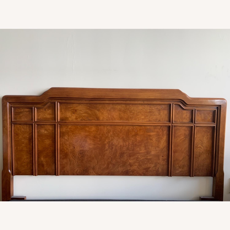 Solid Wood Headboard (Queen Size) - image-1