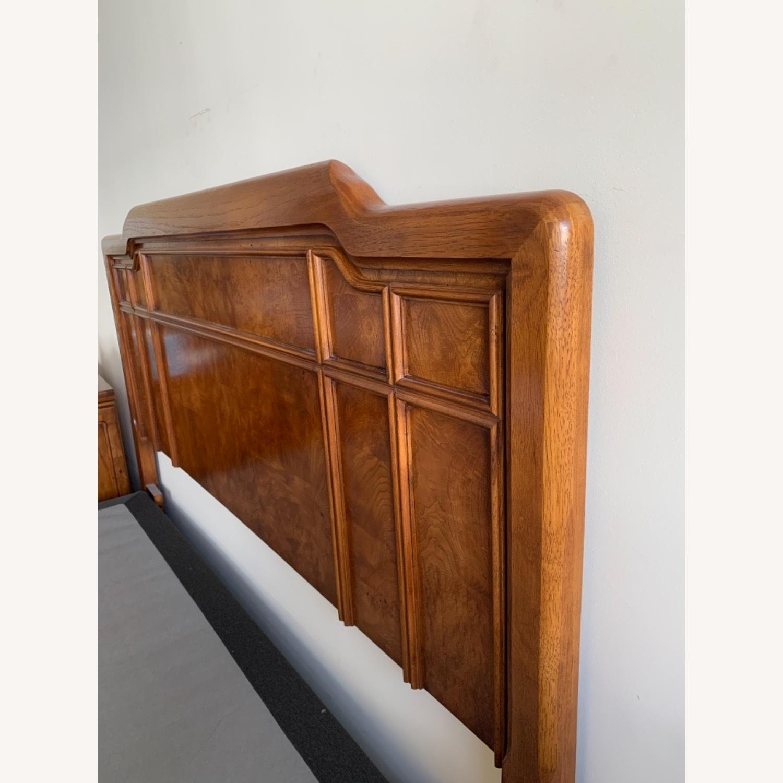 Solid Wood Headboard (Queen Size) - image-3