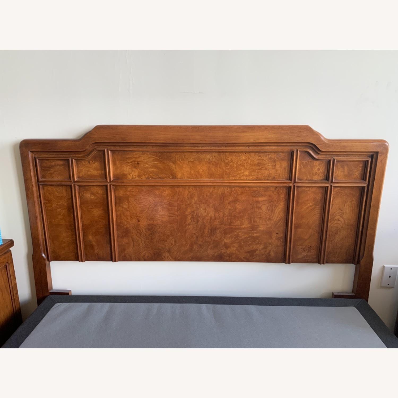 Solid Wood Headboard (Queen Size) - image-2