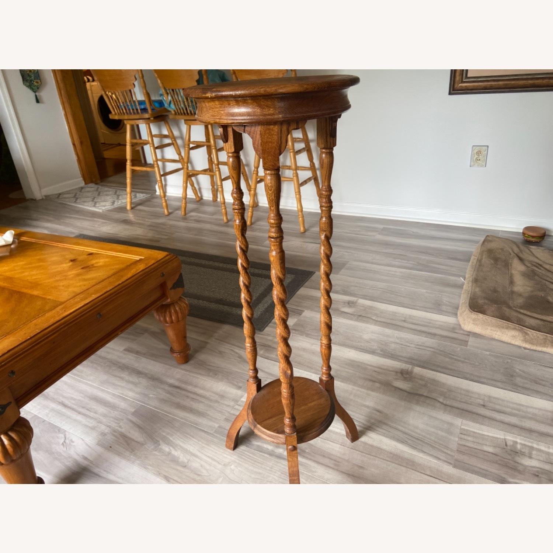 Centurion Natural Wood Decor Stand - image-1