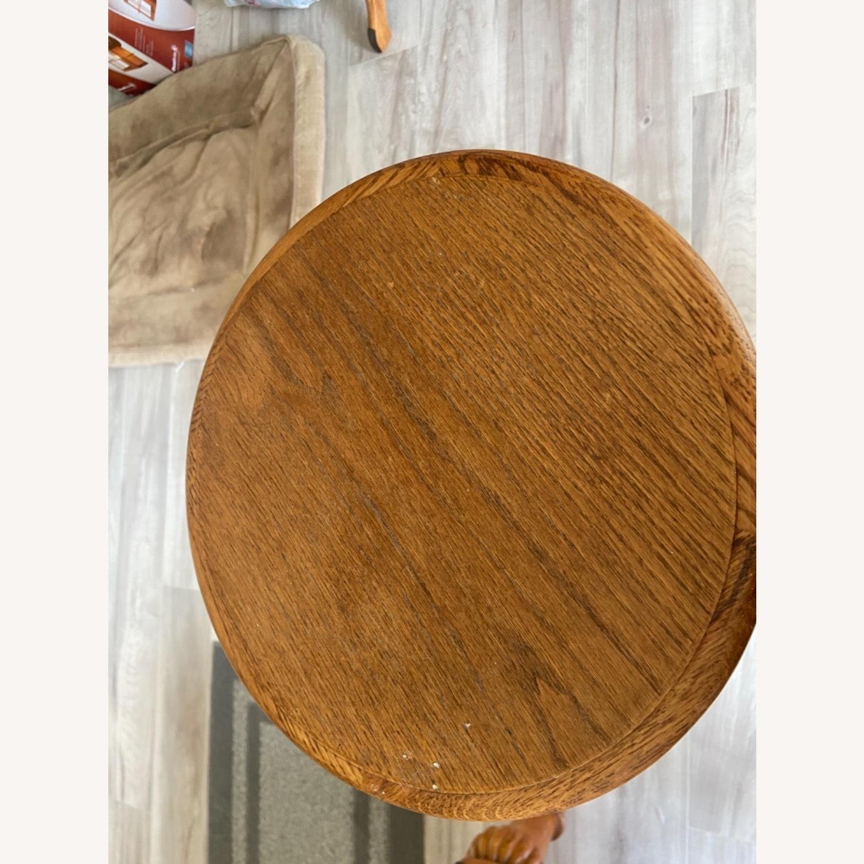 Centurion Natural Wood Decor Stand - image-3
