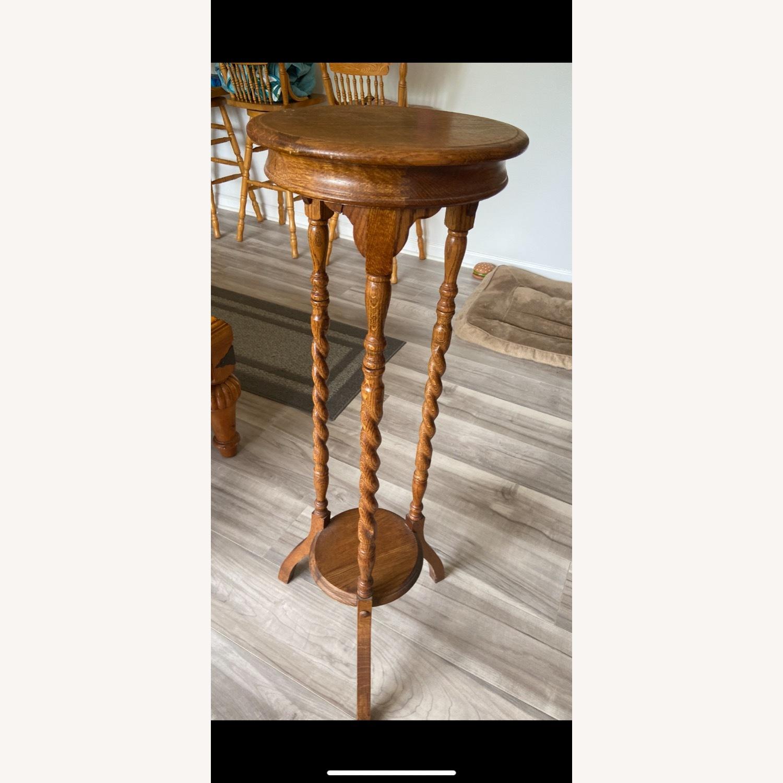 Centurion Natural Wood Decor Stand - image-5