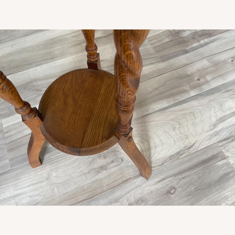 Centurion Natural Wood Decor Stand - image-4