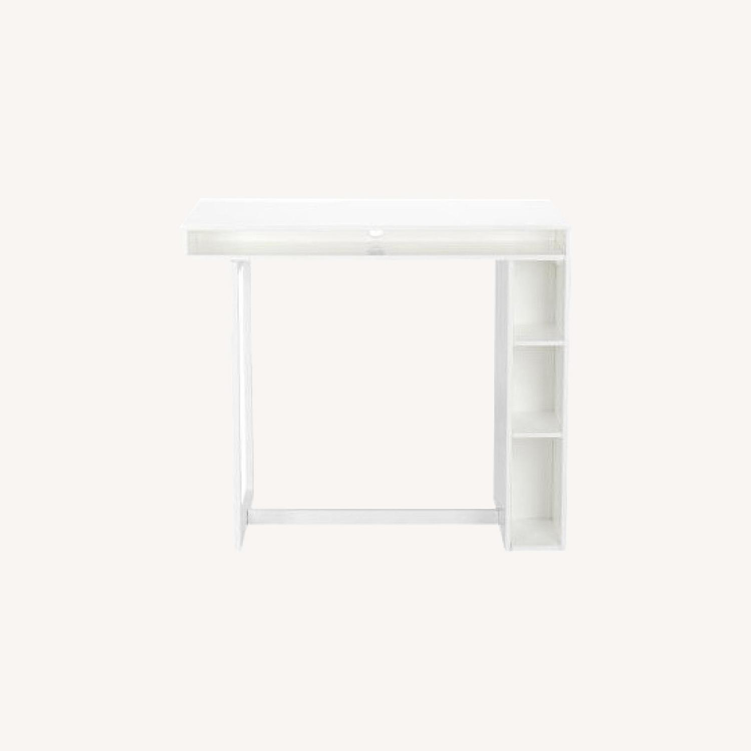 CB2 Public High Dining Table / Standing Desk - image-0