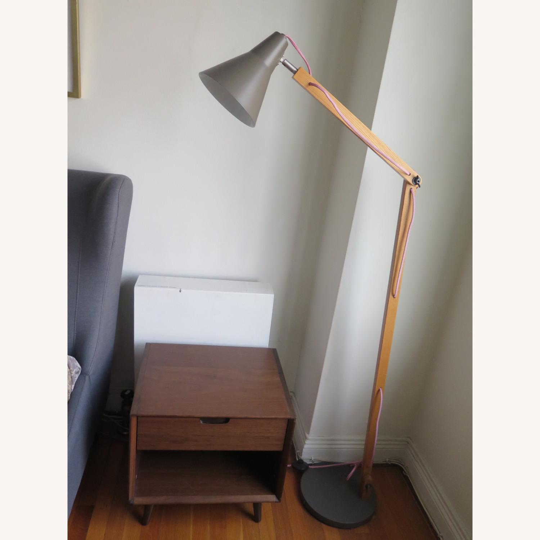 Crate & Barrel Floor Lamp - image-1