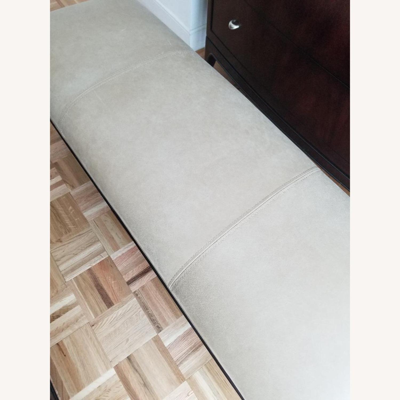 Thomasville Furniture Industries Beige Accent Bench - image-3