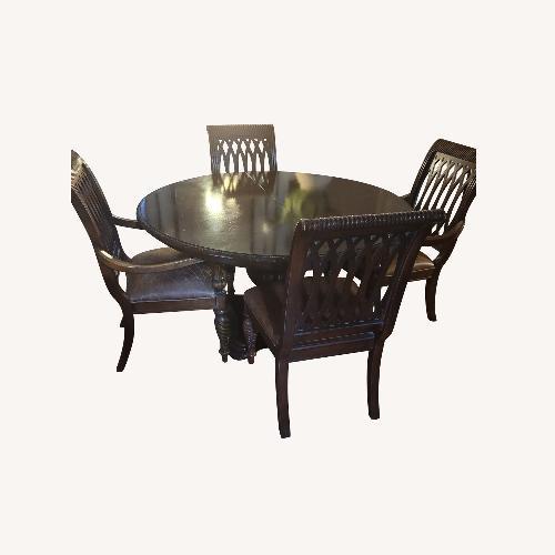Used Bernhardt Dining Set for sale on AptDeco