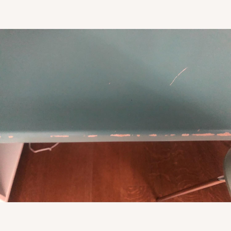 Room & Board Loft Bed with Desk and Side Shelves - image-14