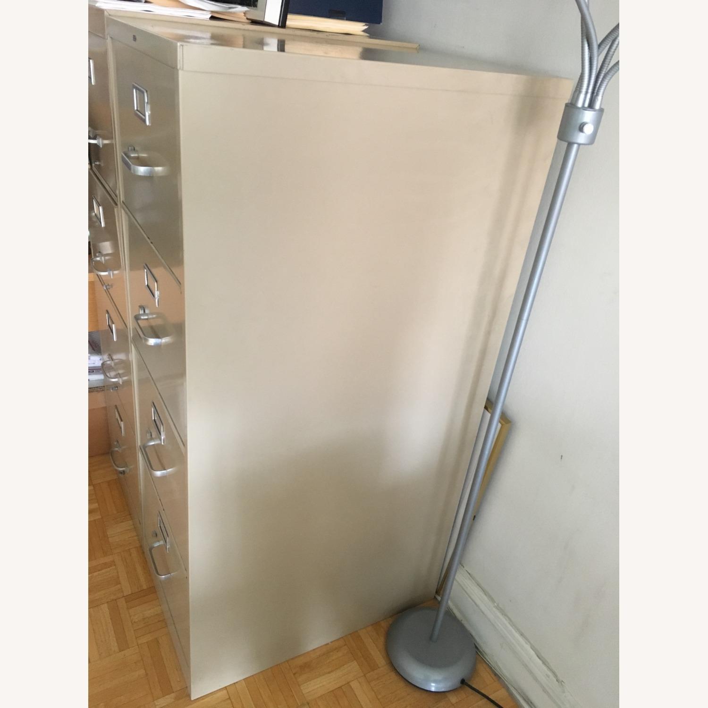 HON Office Furniture Vintage Vertical File Cabinet - image-2