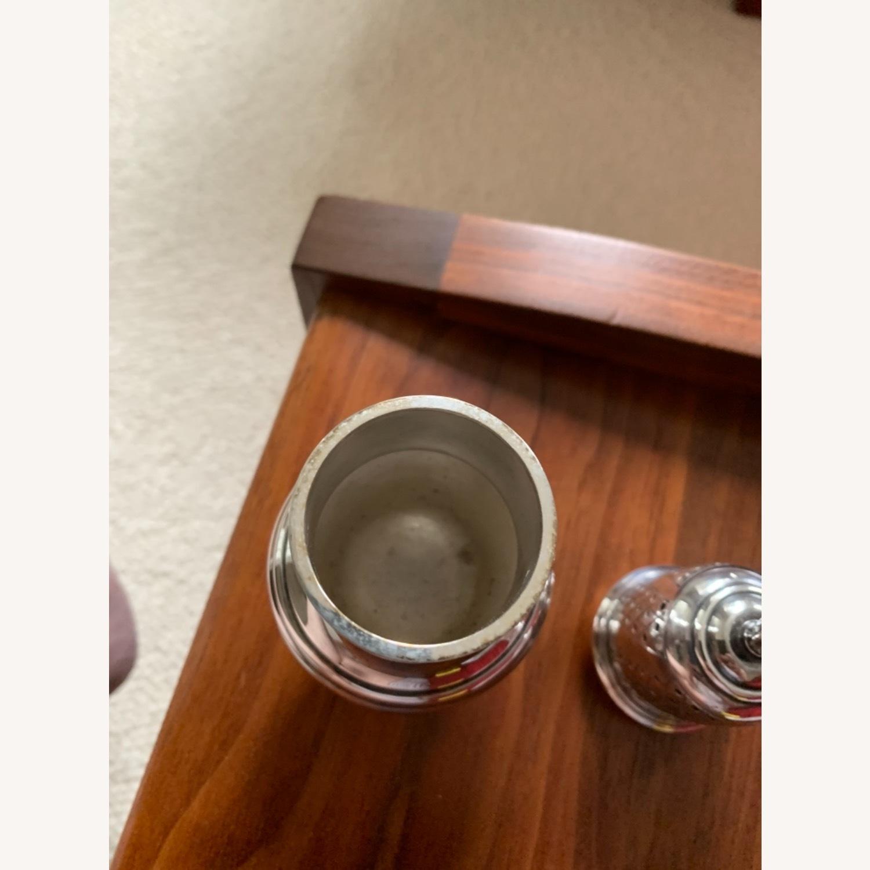 Antique Sterling Silver Marked Sugar Shaker - image-4