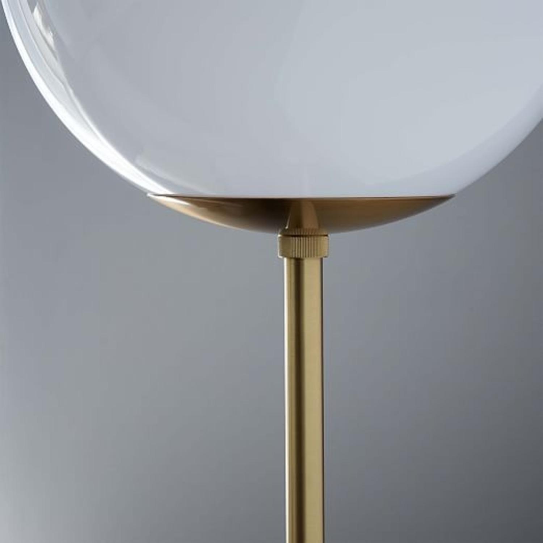 West Elm Globe Floor lamp - image-4