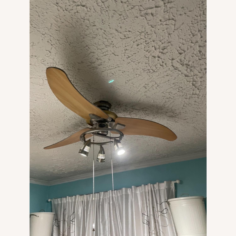 Dual Directional Ceiling Fan w. Lights - image-3