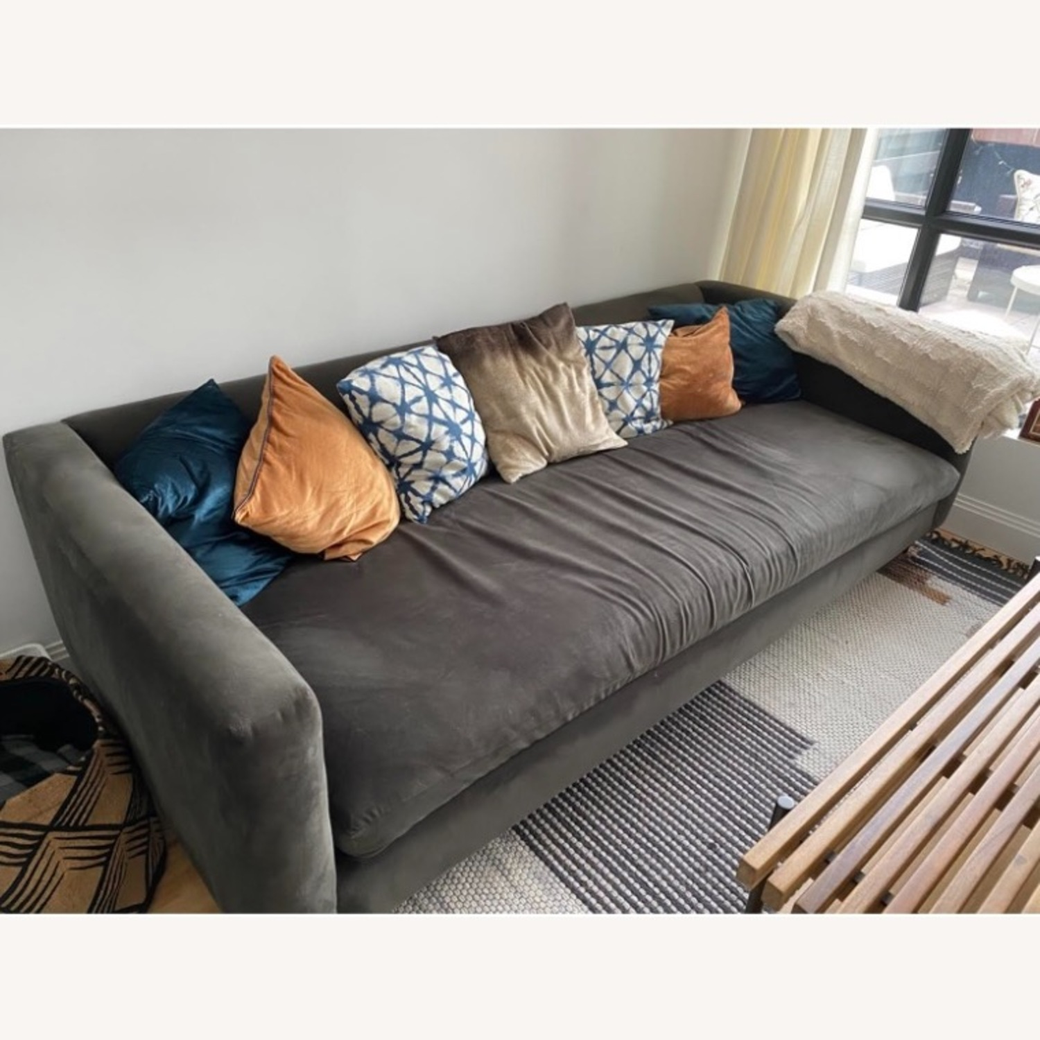 CB2 Movie Couch - image-1