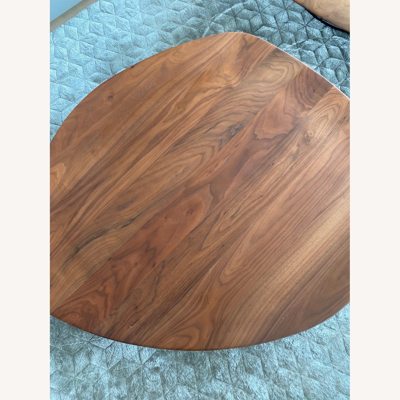 Ligne Roset Large Concave Pebble Table - image-3