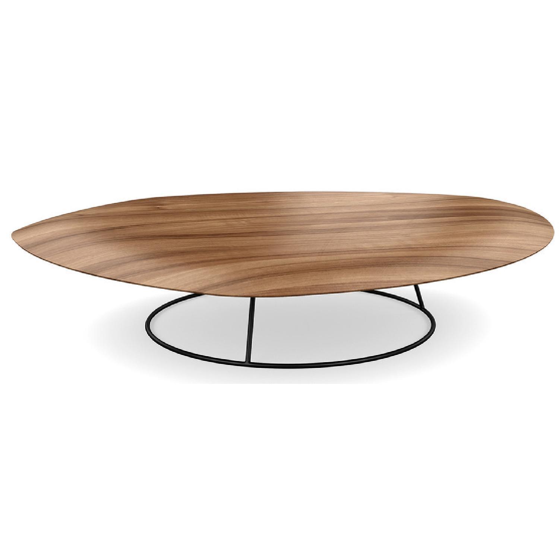 Ligne Roset Large Concave Pebble Table - image-4