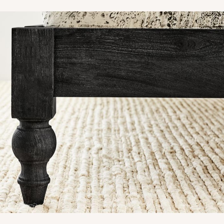 Pottery Barn Astoria Turned Leg Platform Bed, Full - image-1