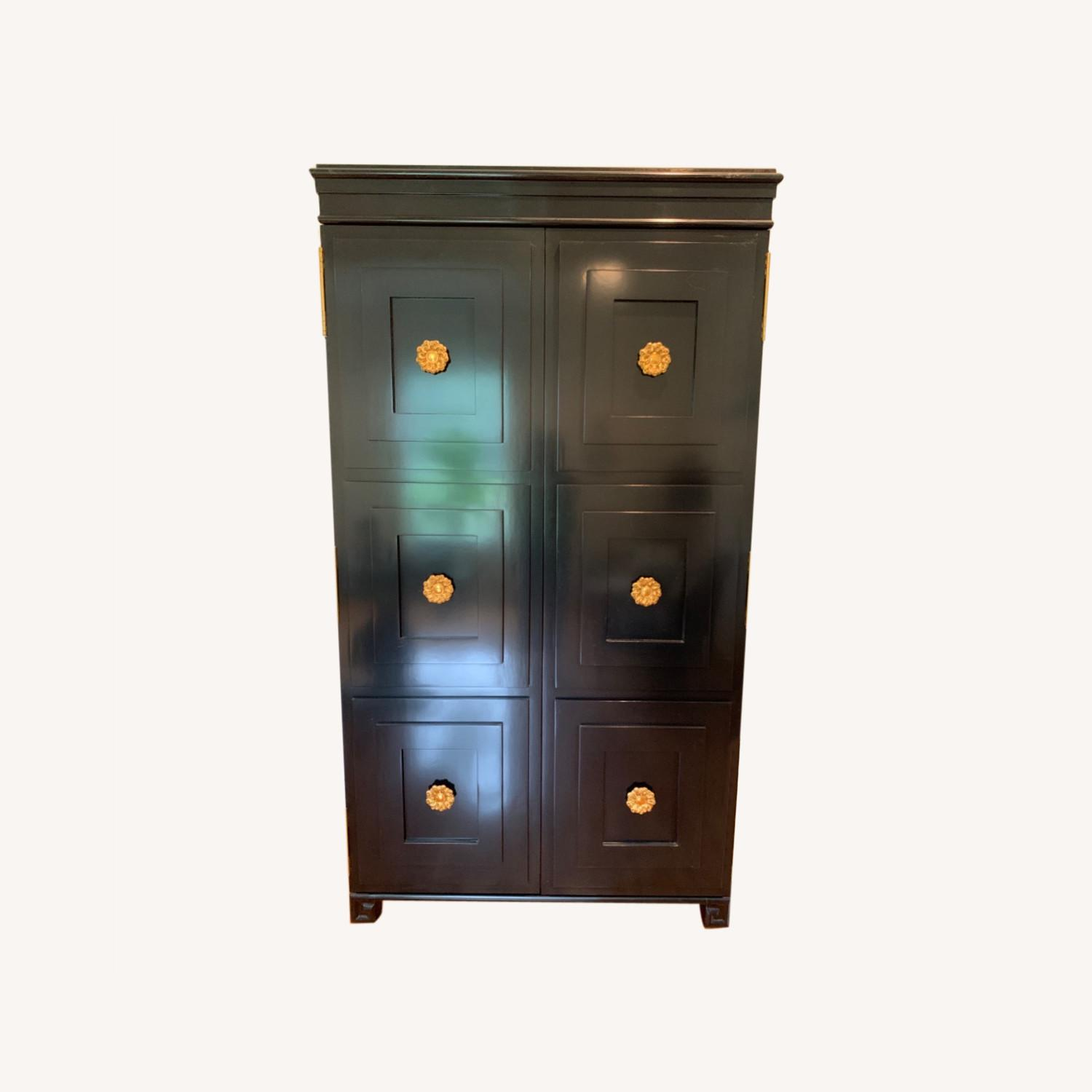Hickory Chair Company Bar Cabinet - image-0