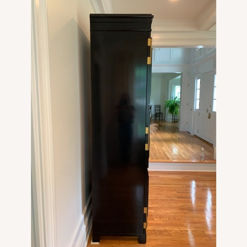 Used Hickory Chair Company Bar Cabinet for sale on AptDeco