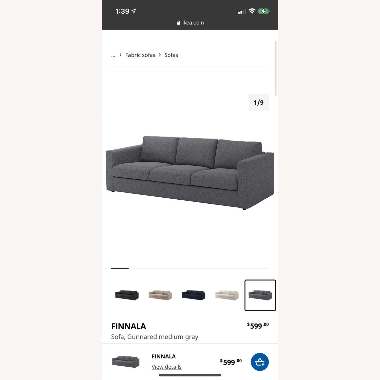 IKEA FINNALA 3 piece Sectional Sofa - image-4