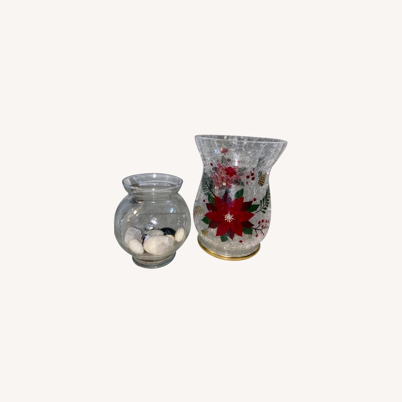 Pier 1 Imports Vase (Set of 2) - image-0