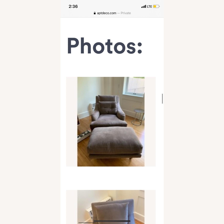 Ralph Pucci Throw Pillow - image-1