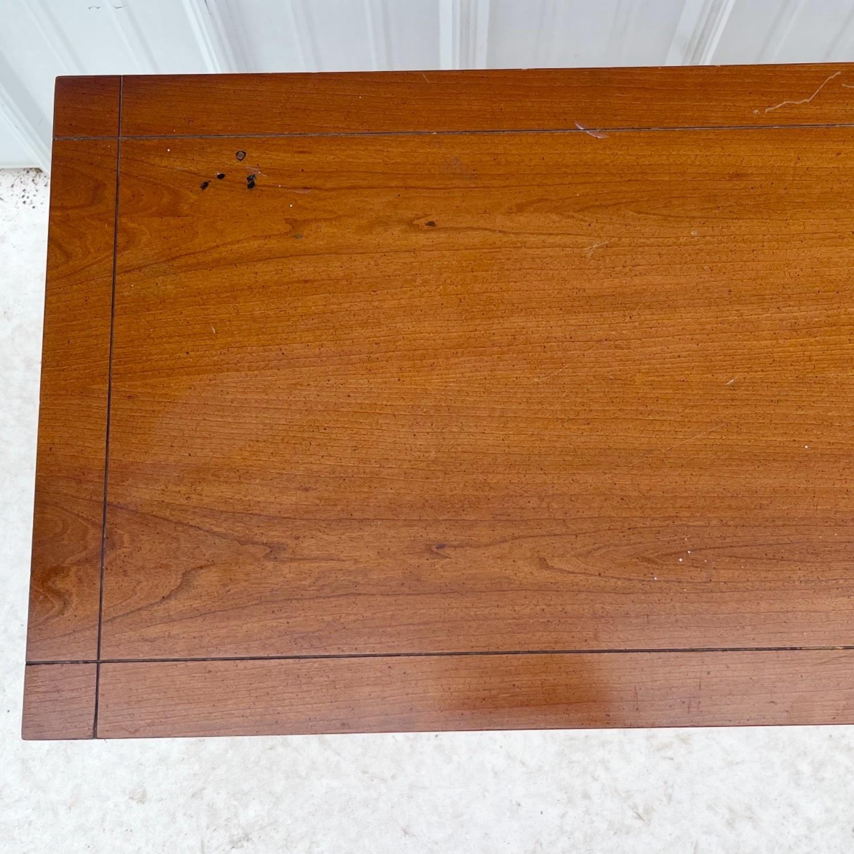 Vintage Cedar Blanket Chest by lane - image-11