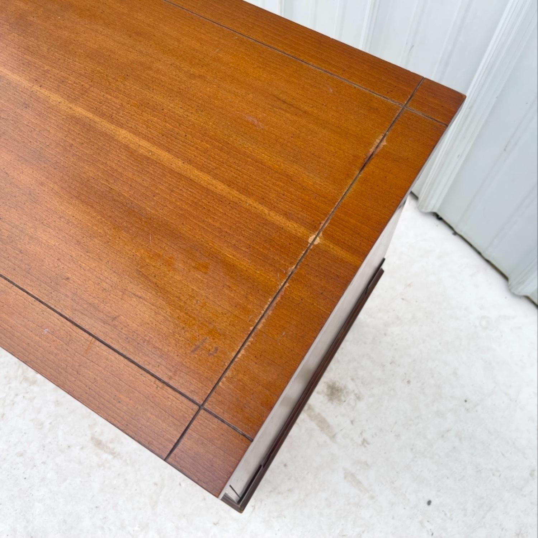 Vintage Cedar Blanket Chest by lane - image-17