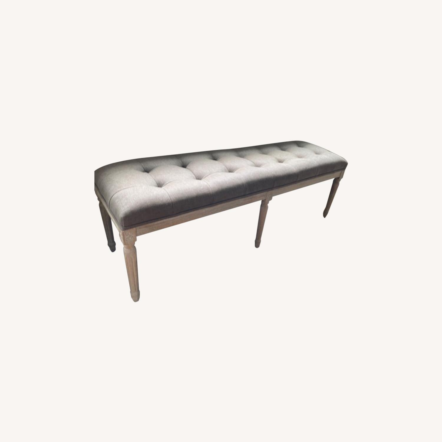 Zin Home Louis Style Bench - image-6