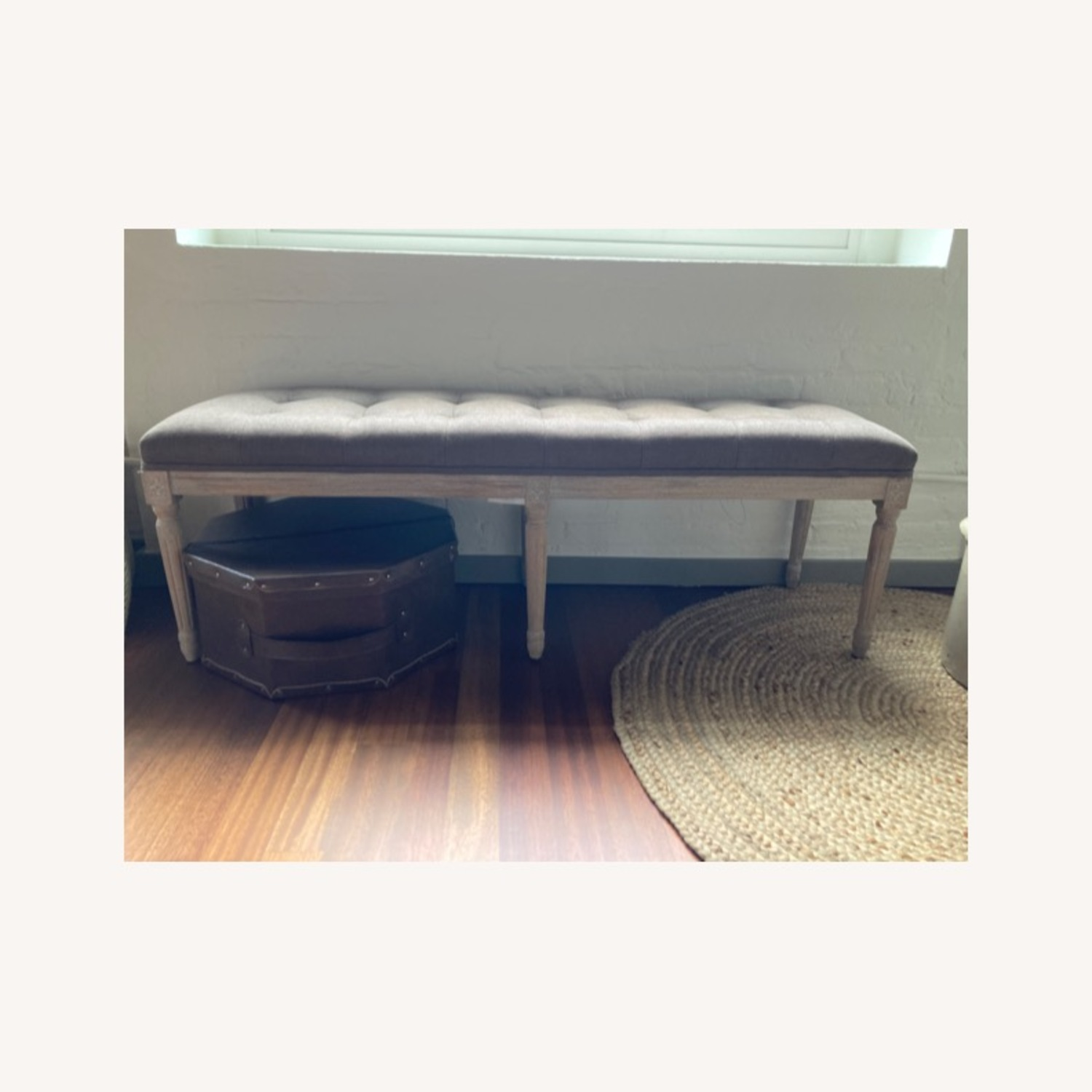 Zin Home Louis Style Bench - image-2