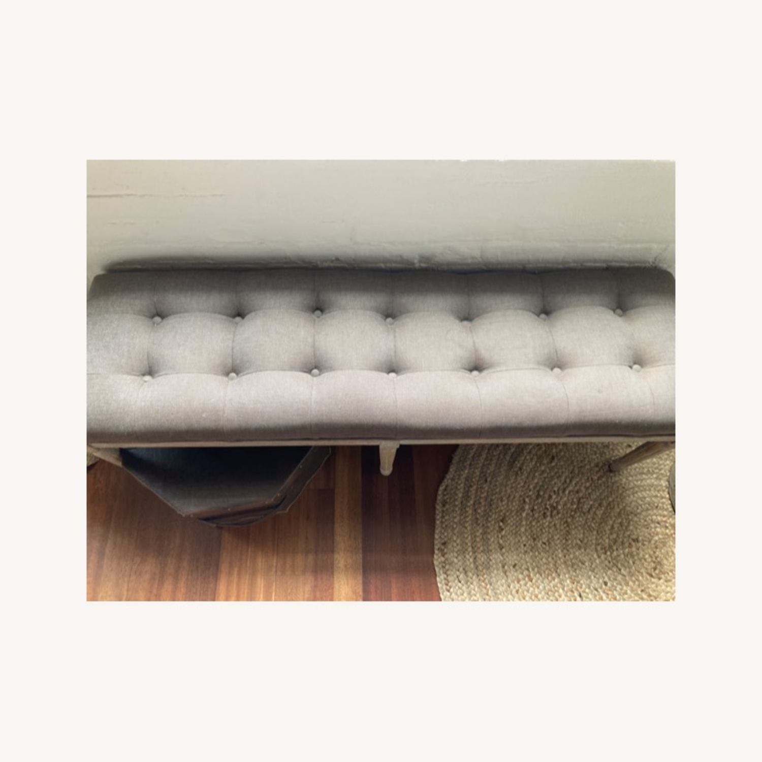 Zin Home Louis Style Bench - image-3