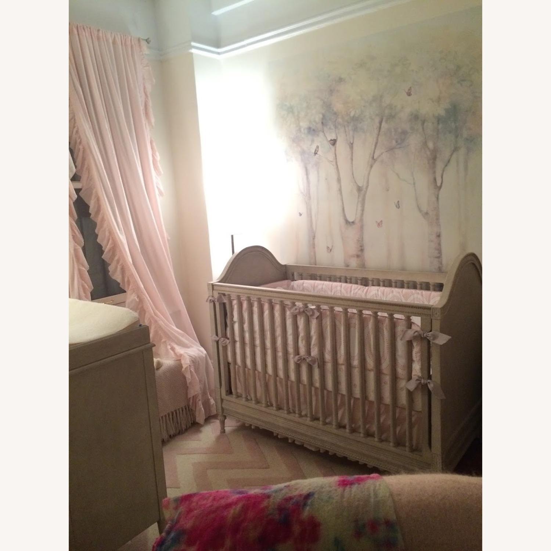 Restoration Hardware Bellina Crib+Toddler Bed Kit - image-2