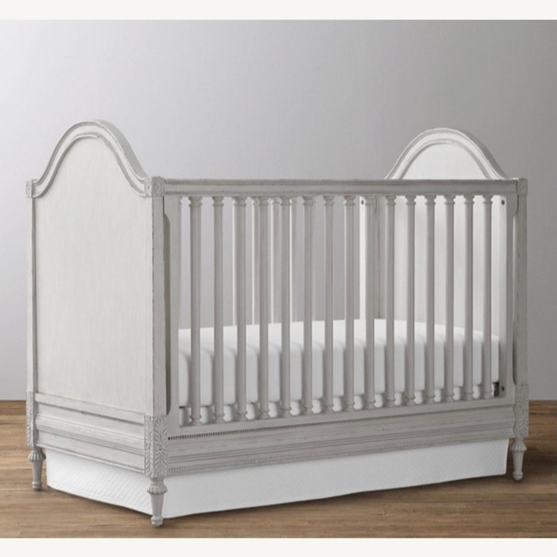 Restoration Hardware Bellina Crib+Toddler Bed Kit - image-0