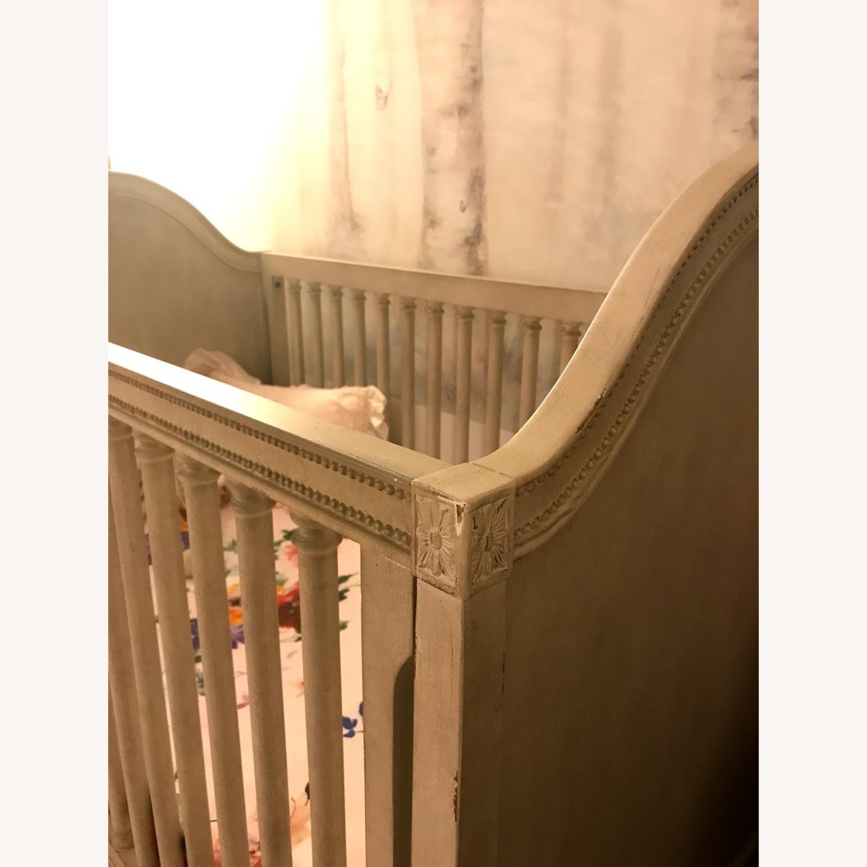 Restoration Hardware Bellina Crib+Toddler Bed Kit - image-3