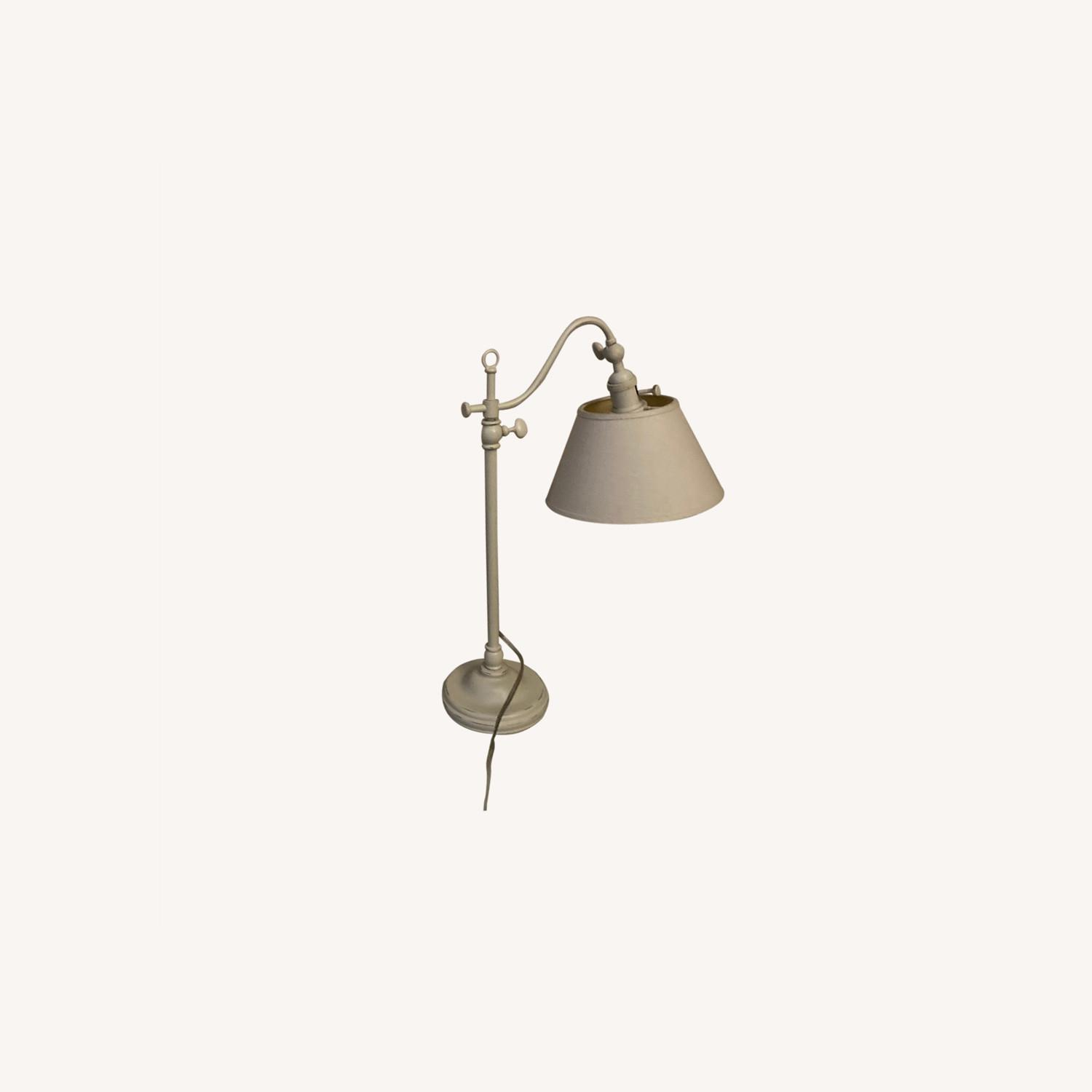 Pottery Barn Side Lamps - image-0