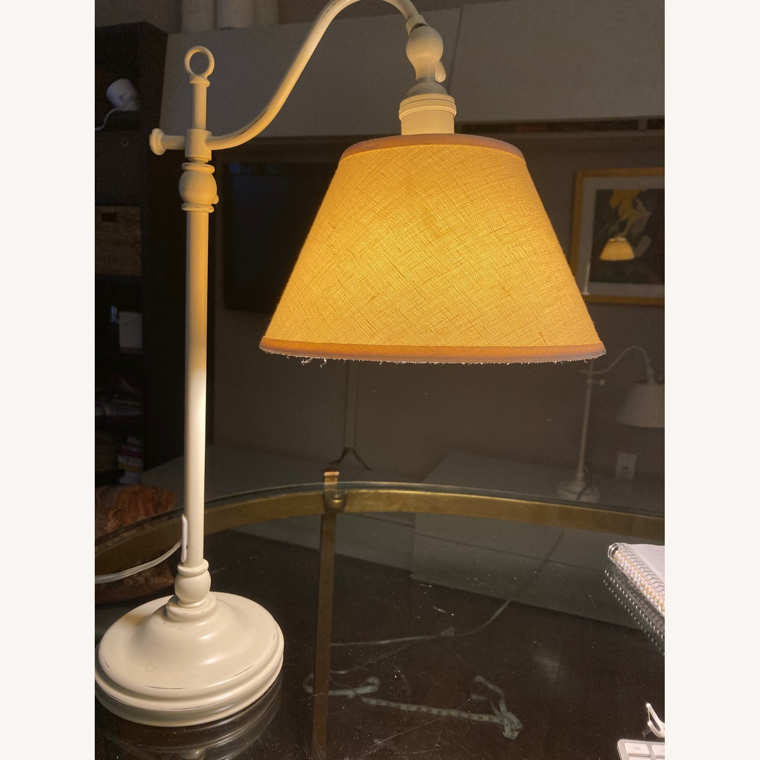 Pottery Barn Side Lamps - image-3