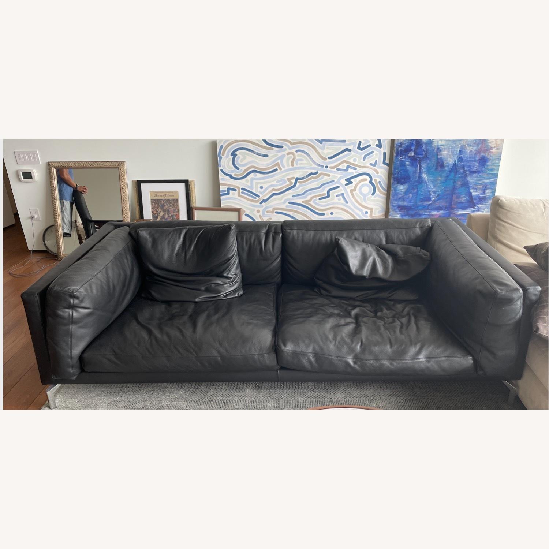 CB2 Como Comfy Sofa - image-1