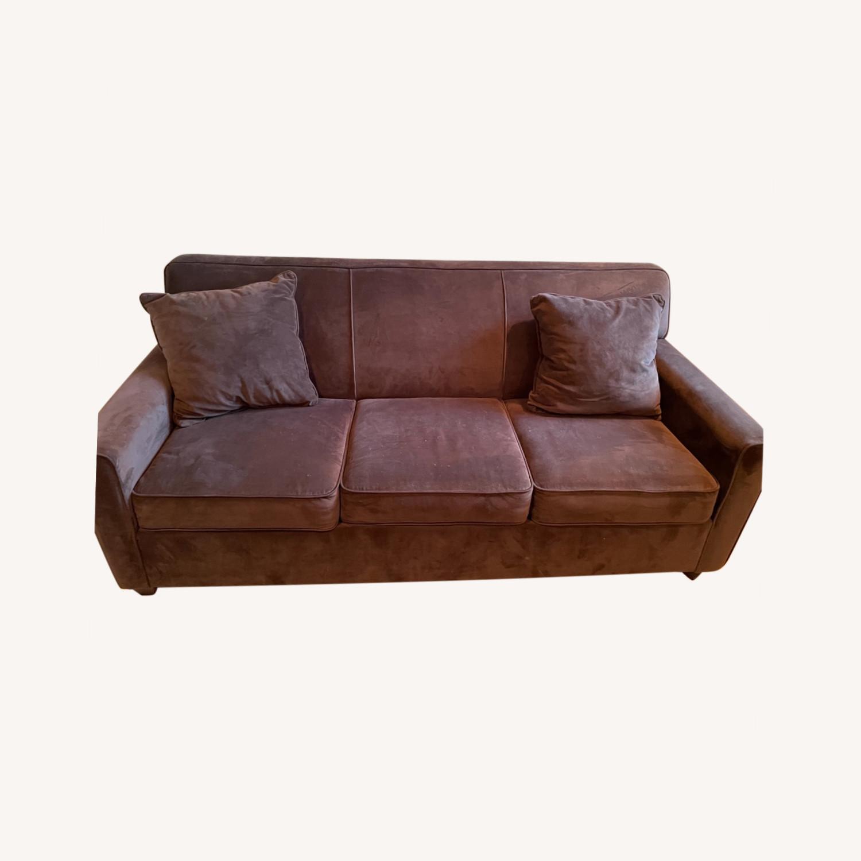 Raymour and Flanigan Queen Sofa Sleeper - image-0