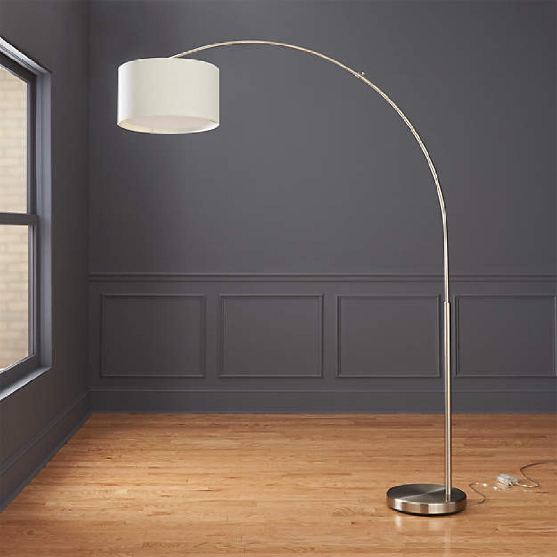 CB2 Stylish Floor Lamp - image-5