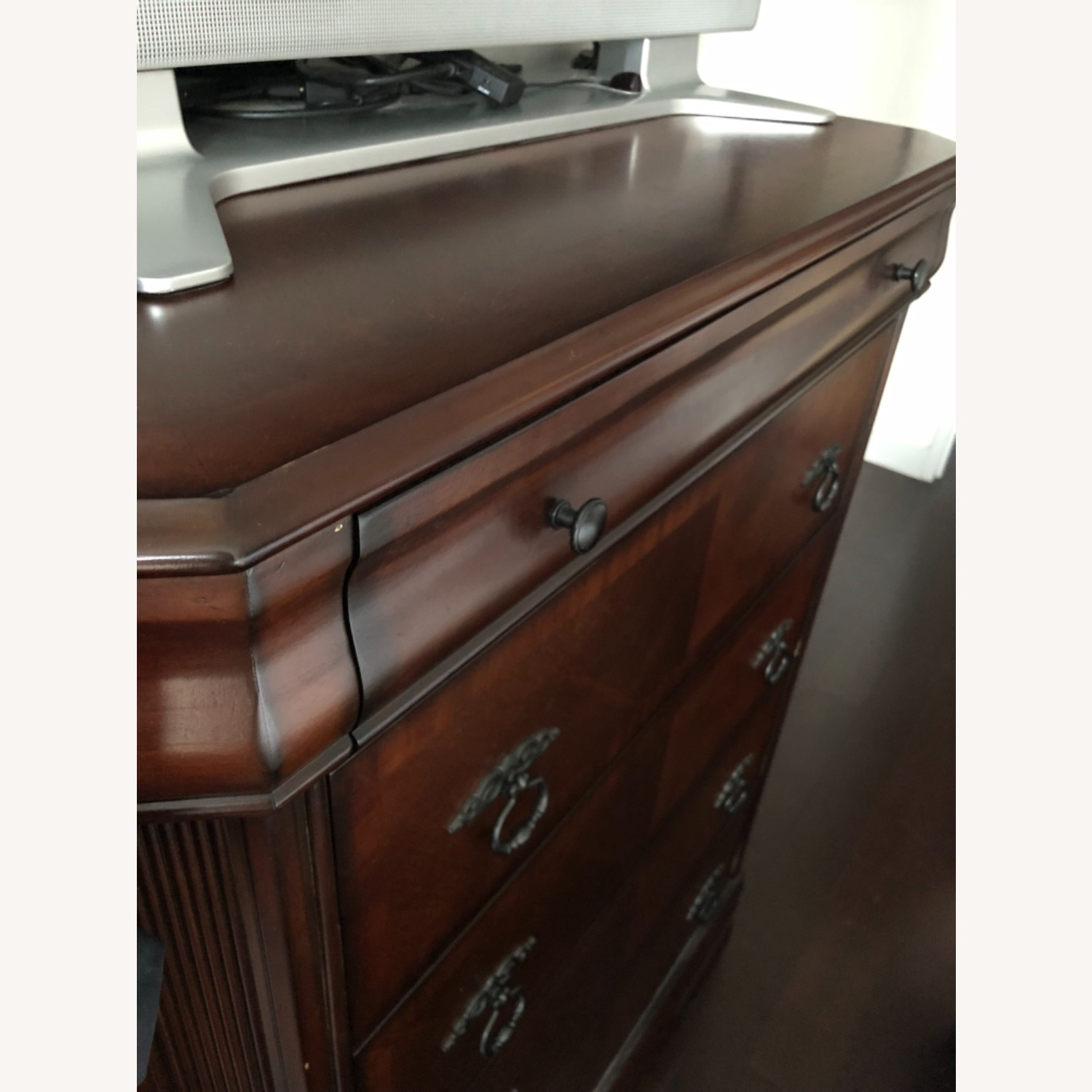 Ashley Furniture Brown Wood Chest - image-12