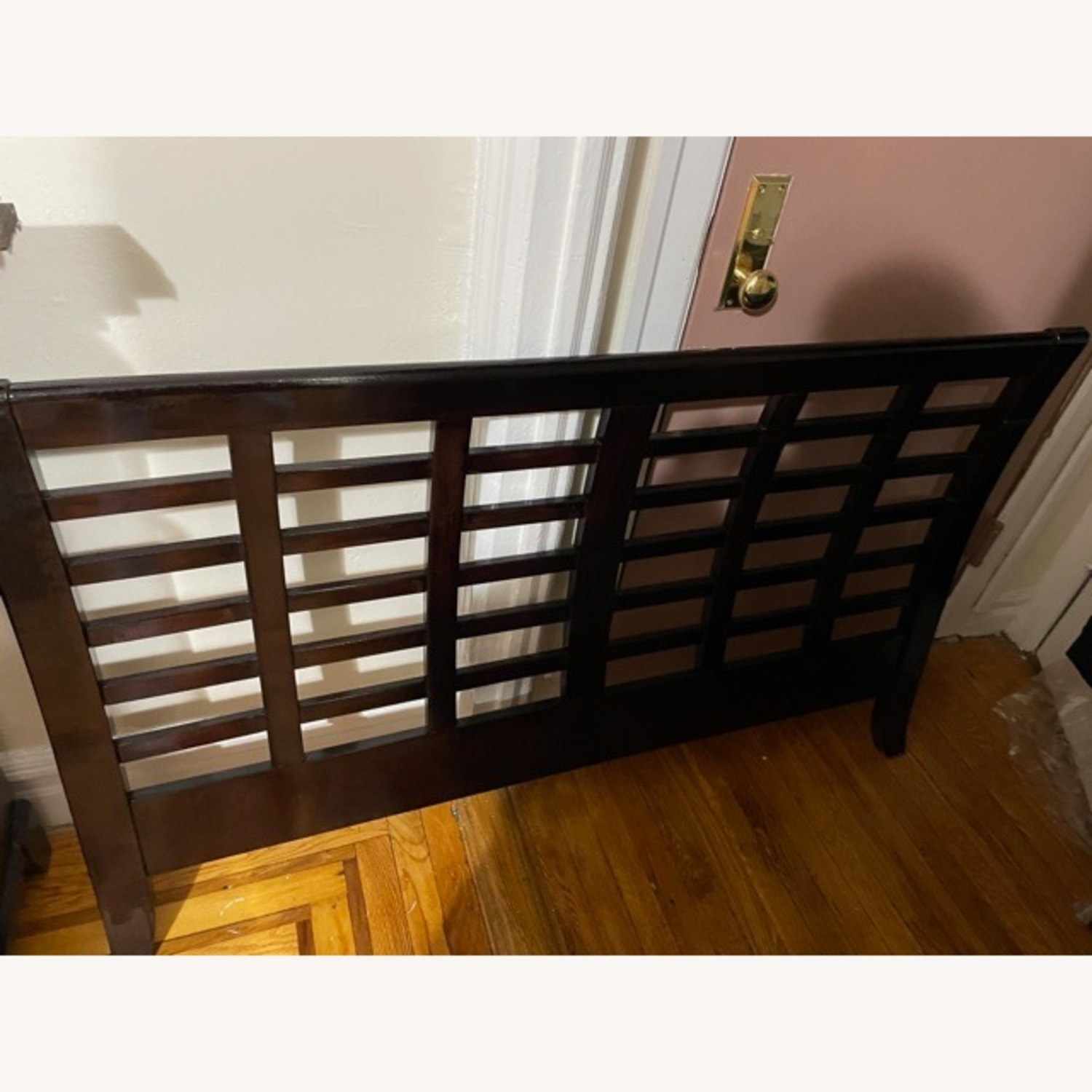 Raymour & Flanigan Full Size Bed Frame - image-1