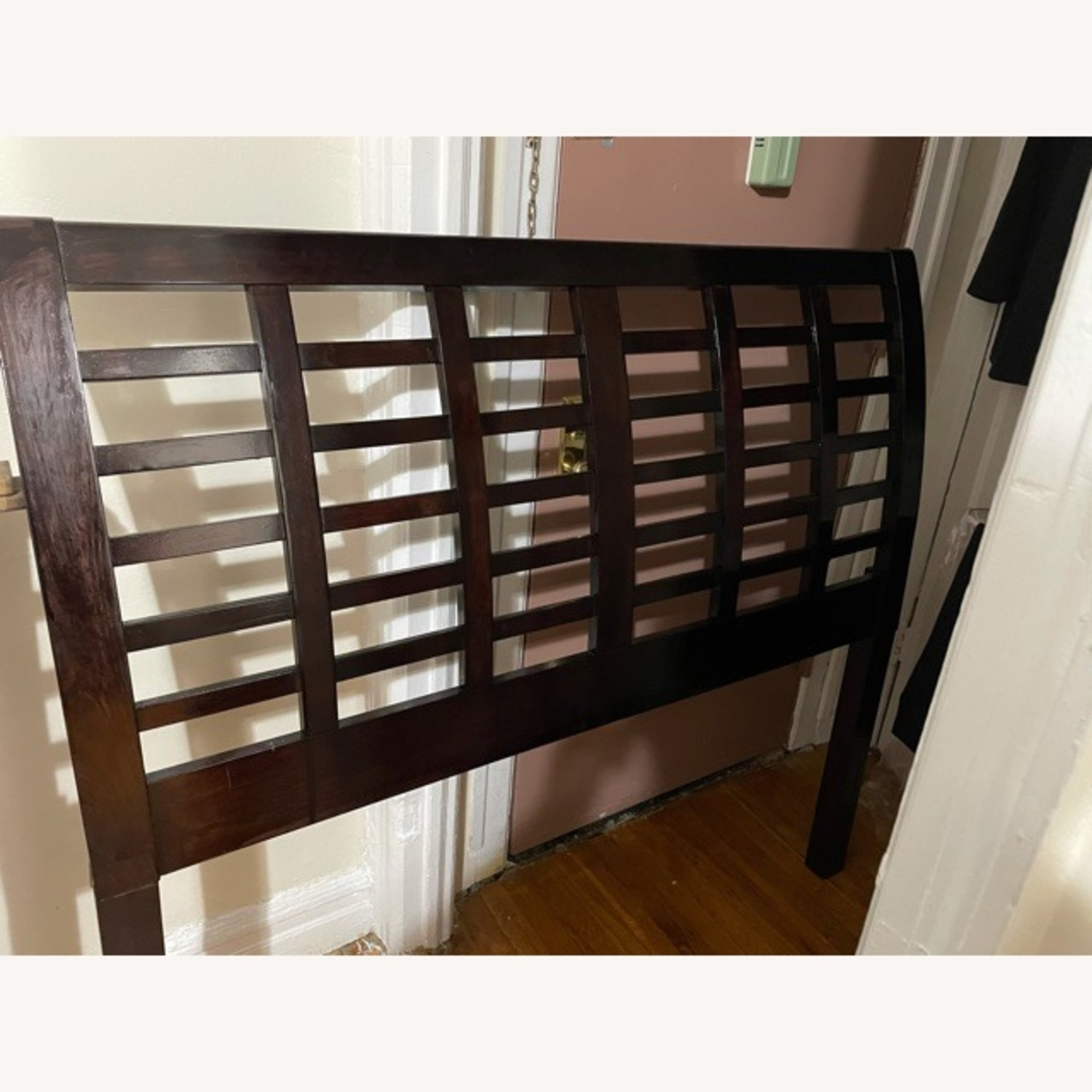 Raymour & Flanigan Full Size Bed Frame - image-2