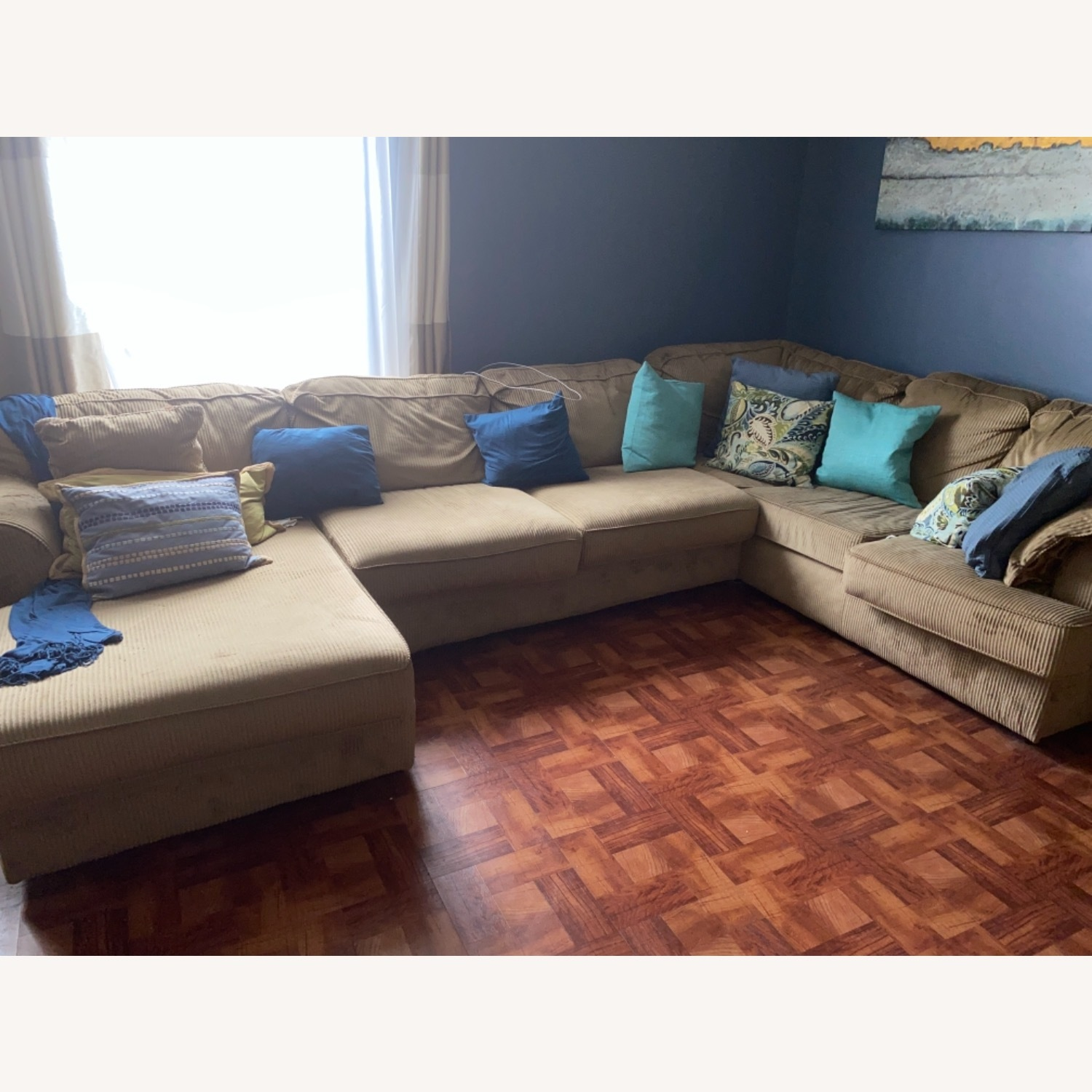 3 Piece Sectional - image-2