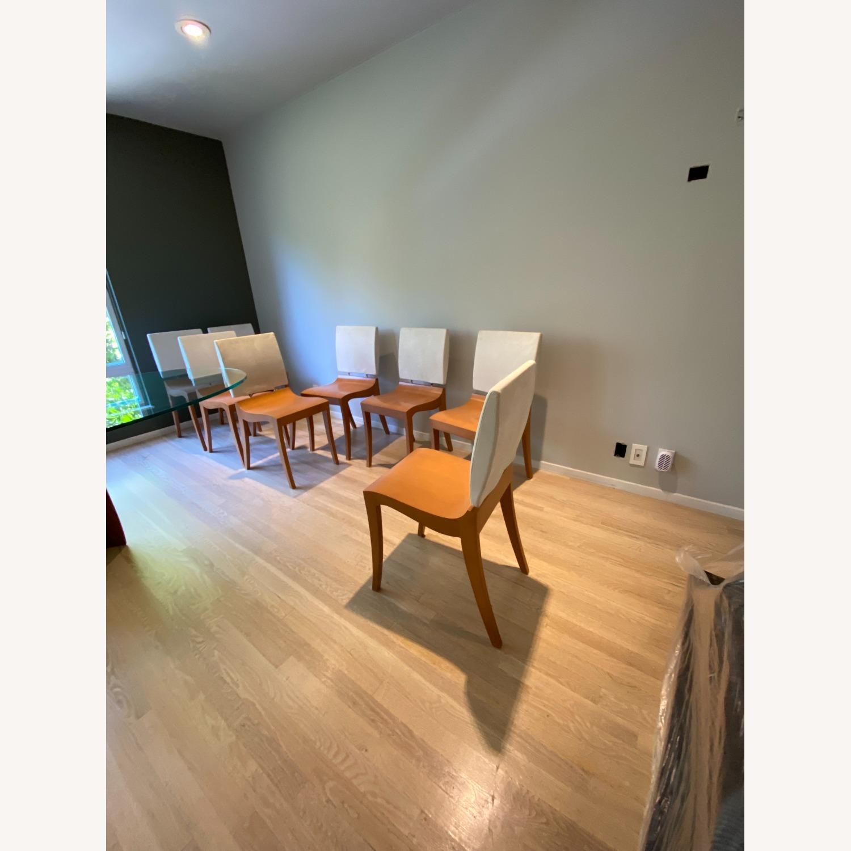 Ligne Roset Finn 8 Chairs - image-2