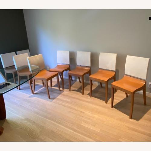 Used Ligne Roset Finn 8 Chairs for sale on AptDeco