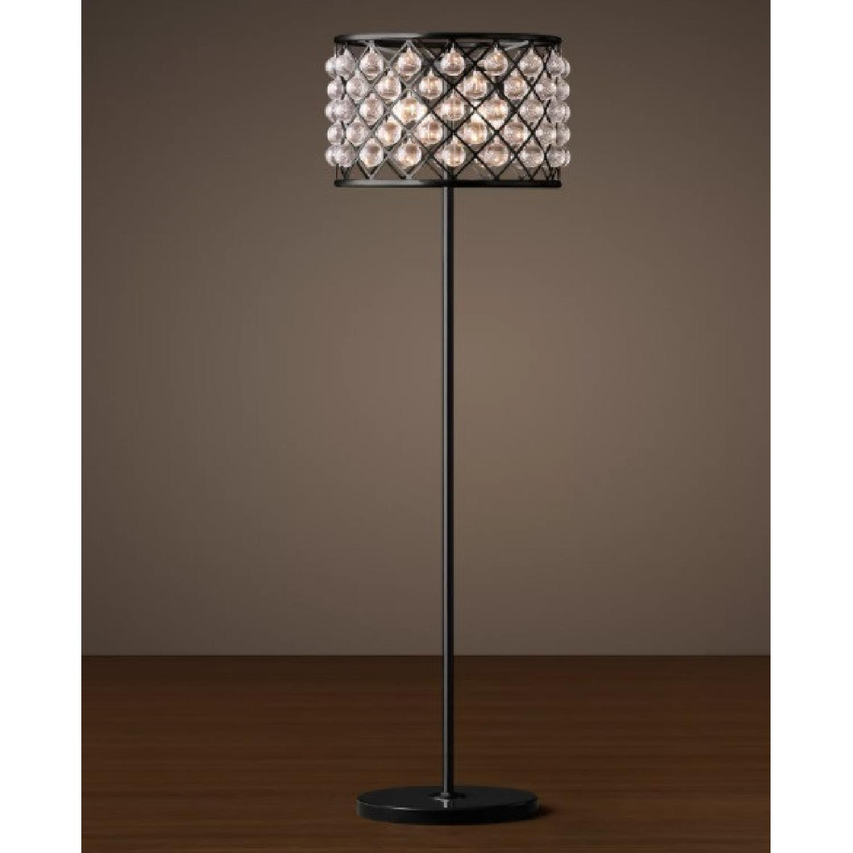 Restoration Hardware Spencer Floor Lamp - image-0